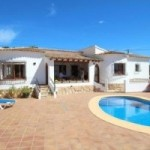 Photo of listing ID ref#3041: Villa for sale in Spain, Moraira